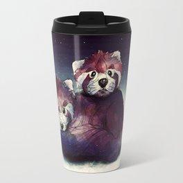 red pandas Travel Mug
