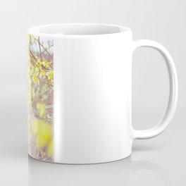 Yellow Forsythia Coffee Mug