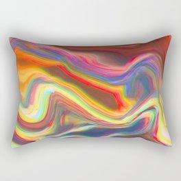 Pale Palean Rectangular Pillow