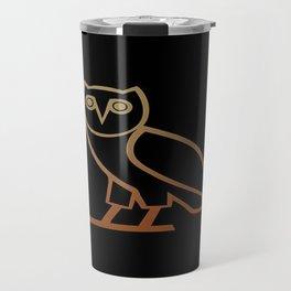 OvO Owl Drake Travel Mug