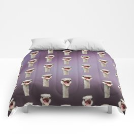 The Ostrich's Calling Comforters