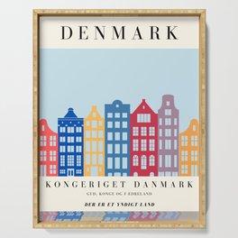 Denmark Exhibition Serving Tray