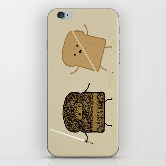 Slice! iPhone & iPod Skin