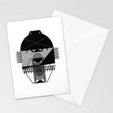 Make Things Slithy Different_the Mask Stationery Cards