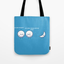 Phase Tote Bag