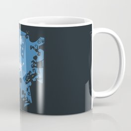 Monster's Party Time Coffee Mug