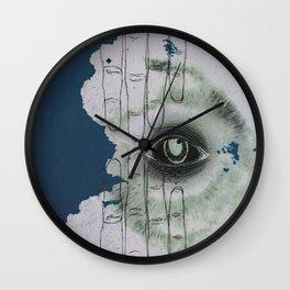 Clairvoyance Wall Clock