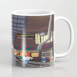 Rendezvous Alley, Memphis Coffee Mug