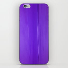 Abstract Purples iPhone Skin