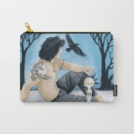 The Prince of Feathers Carry-All Pouch