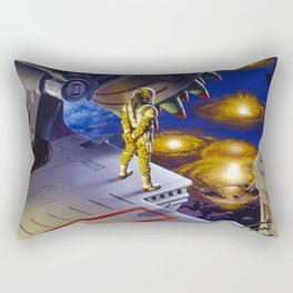 The Pacifist Rectangular Pillow