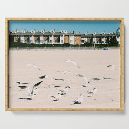 Cape May Seagulls Serving Tray