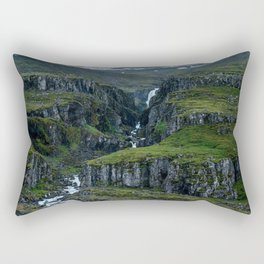 Rift Valley Rectangular Pillow