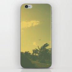Hawaii Plane - Maui iPhone & iPod Skin