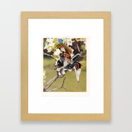 everyday just the same Framed Art Print
