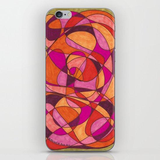 Pinks iPhone & iPod Skin