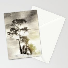 Deadly silence... Stationery Cards