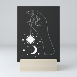 Just Right Mini Art Print