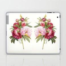 Passion peonies Laptop & iPad Skin