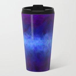 Dark Cosmic Storm Travel Mug