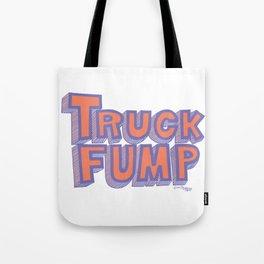 Truck Fump Tote Bag
