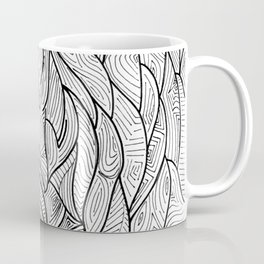 Organic Geometry Coffee Mug