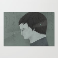 Translation Canvas Print
