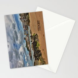 Tenby 1 Stationery Cards