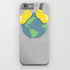 it is a small world after all (mouse version) Slim Case iPhone 6s