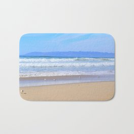 blue waters Bath Mat