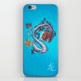 Astro Zodiac Force 05: Dragon iPhone Skin