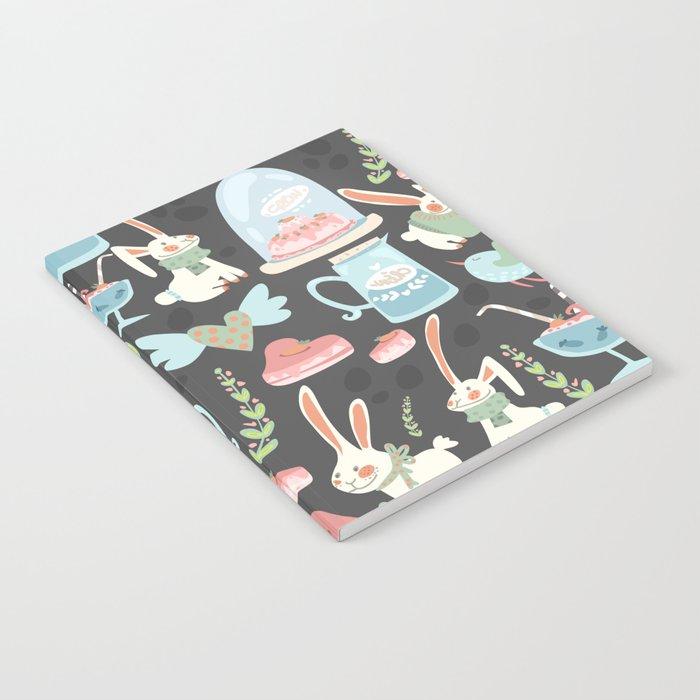 Bunny World Notebook