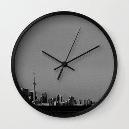 Toronto, Ontario, Canada Wall Clock
