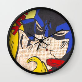 smack Wall Clock