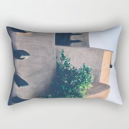 Santa Fe, New Mexico Rectangular Pillow