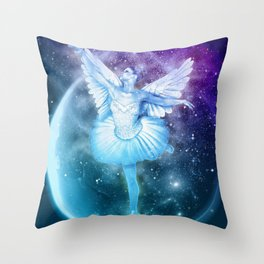 Star Ballet Throw Pillow