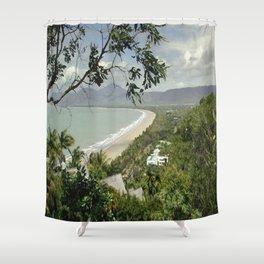 Port Douglas #2 Shower Curtain