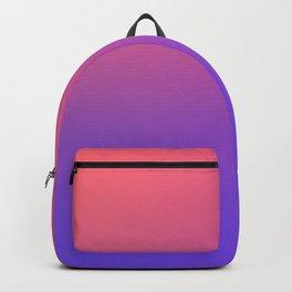 HALLOWEEN CANDY - Minimal Plain Soft Mood Color Blend Prints Backpack