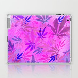 Pink and Purp by Wetpaint420 Laptop & iPad Skin