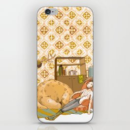 mr pard iPhone Skin