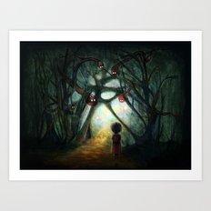 Through the Dream Art Print