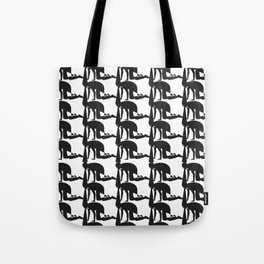 Throw up Tote Bag