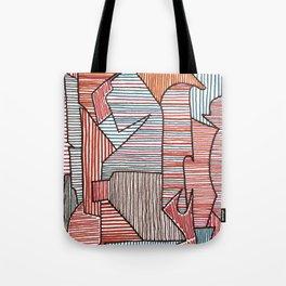 Bridget Riley Tote Bag