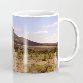 Rawnsley Bluff in the Australian Flinders Ranges Coffee Mug