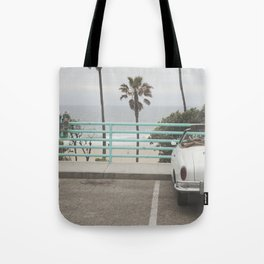 Cruisin Manhattan Beach Tote Bag