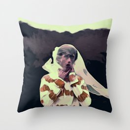 Choker Throw Pillow