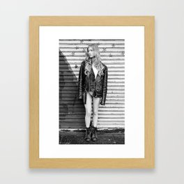 HOLLYWOOD'S ANGEL Framed Art Print