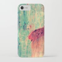 chaos iPhone & iPod Cases featuring Chaos by Claudia Drossert