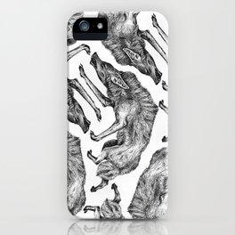 Wild Hair iPhone Case