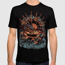 Dragon Sushi Ramen T-shirt